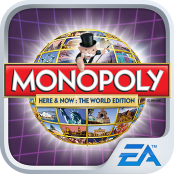 Electronic Arts MONOPOLY Here & Now: The World Edition