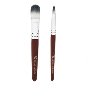 Alison Raffaele Concealer Brush Duo