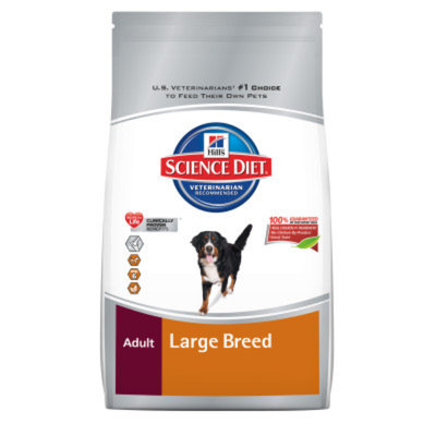 Hill's Science Diet Hill'sA Science DietA Large Breed Adult Dog Food
