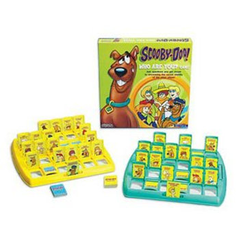 Scooby Doo Who Are You Game Ages 6 and up, 1 ea