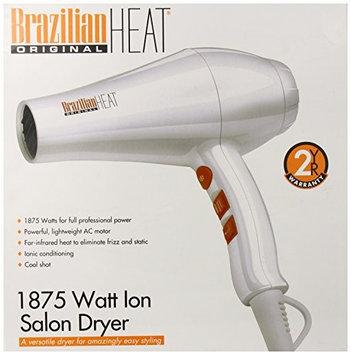 Brazilian Heat 1875 Watt Salon AC Motor Dryer