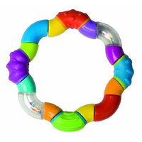 Nuby Twista Teether Rattle (Discontinued by Manufacturer)