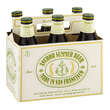 Anchor Summer Beer - 6 PK