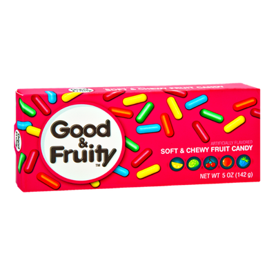 Good & Fruity Soft & Chewy Fruit Candy