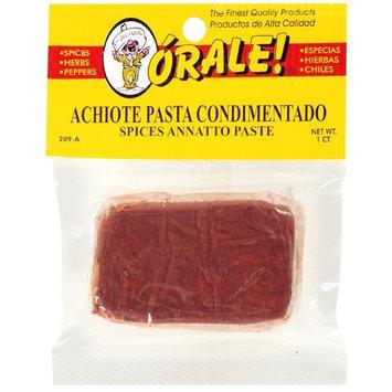 Orale Annatto Paste, 1ct