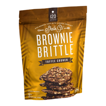 Sheila G's Brownie Brittle Toffee Crunch