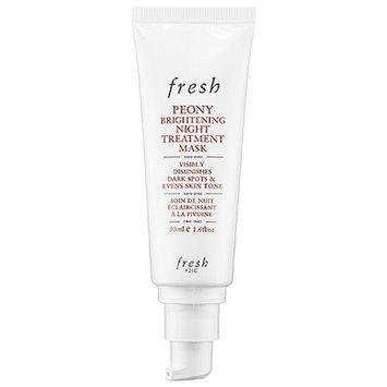 Fresh Peony Brightening Night Treatment Mask 1.6 oz