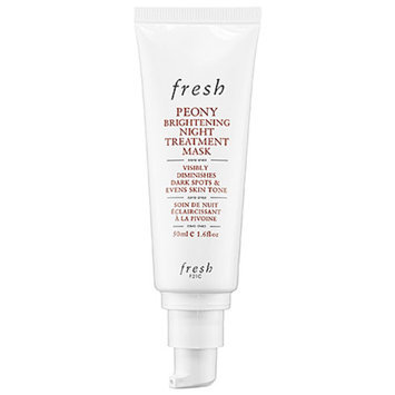 Fresh Peony Brightening Night Treatment Mask 1.6 oz