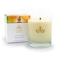 Malie Organics Soy Candle, Mango Nectar, 8 oz