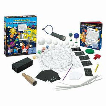 Young Scientists Club Magic School Bus Secrets of Space Ages 5+