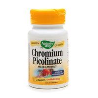 Nature's Way Chromium Picolinate 200mcg
