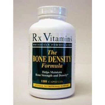 Rx Vitamins - Bone Density Formula 180 caps