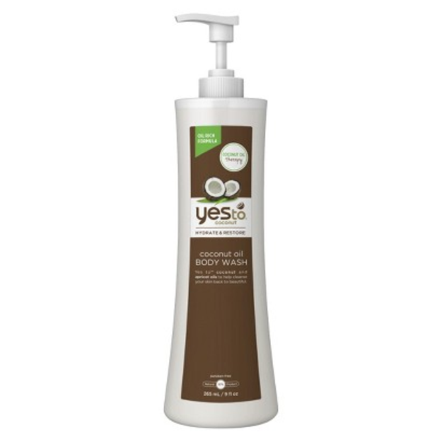 Yes To Coconut Oil Body Wash Target Exclusive - 9 oz