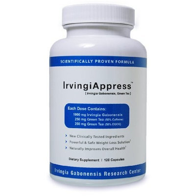 Irvingiappress weight loss pill Irvingiappress - Irvingia Gabonensis (African Mango) Lose Weight Suppress Appetite
