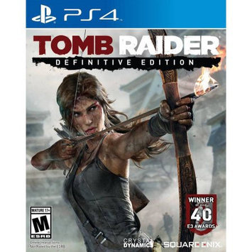 Square Enix Pre-Owned Tomb Raider Definitive Edition for Sony PS4