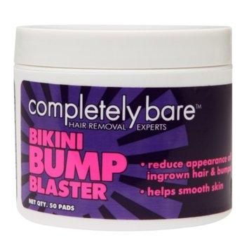 Completely Bare Bikini Bump Blaster Pads, 50 ea