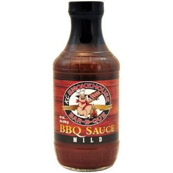 Generic KC Smokehouse Mild BBQ Sauce, 18 oz