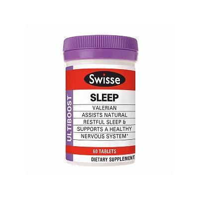 Swisse Ultiboost Sleep with Valerian Root Tablets