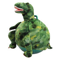 Overstock Waliki Toys Small Plush Dino Hopper Ball