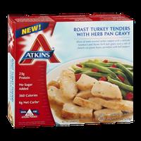 Atkins Roast Turkey Tenders with Herb Pan Gravy