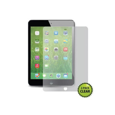 Monoprice Screen Protector (2-Pack) w/ Cleaning Cloth for iPad Air™ - Transparent Finish