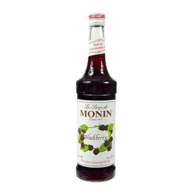 Monin Blackberry Drink Syrup, 750mL (01-0013) Category: Drink Syrups