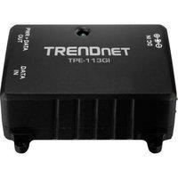 TRENDnet TPE-113GI Gigabit Power over Ethernet (PoE) Injector