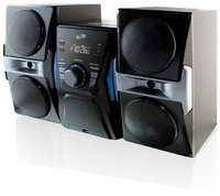 Ilive iLive Home Music System with Bluetooth Black