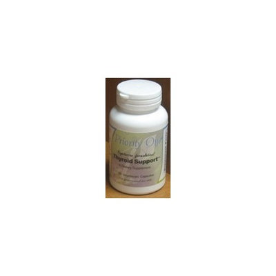 Priority One Vitamins - Thyroid Support 60 vcaps Health and Beauty