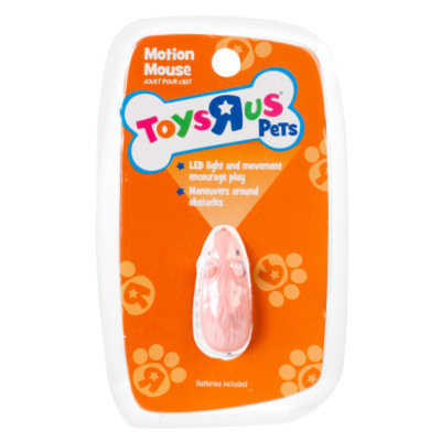 Toys R Us Mouse Electronic Cat Toy