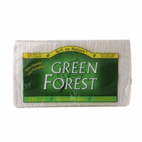 Green Forest Luncheon Napkins