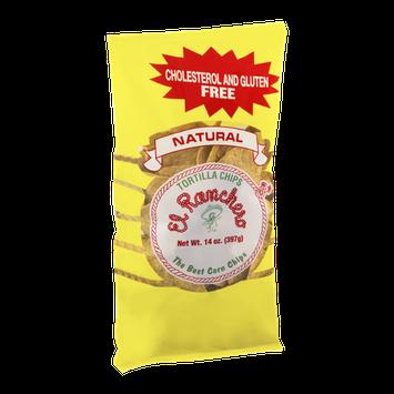 El Ranchero Tortilla Chips Natural