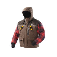 Frabill Inc. Frabill Jacket I3 Woodsman Brown