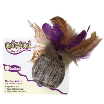 Go! Cat Go OurPets Cube w/Feathers Boxing Match