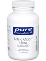 Pure Encapsulations Nitric Oxide Ultra 120 caps
