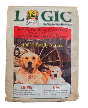 Nature's Logic Natures Logic 581216 Ntlg Dry Dog Beaf 15.4
