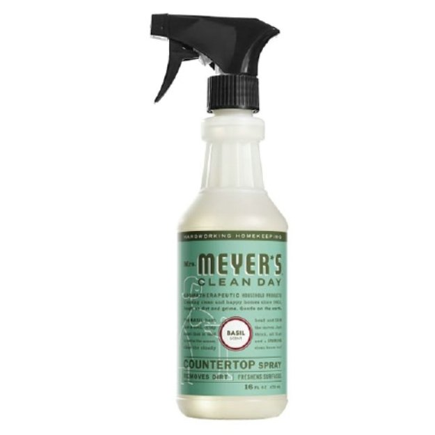Mrs. Meyer's Clean Day Multi-Surface, Everyday Cleaner, Basic Scent, 16 fl oz