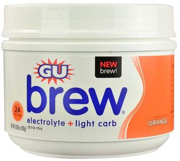 Gu Sports GU Hydration Drink Mix Canister Orange, One Size