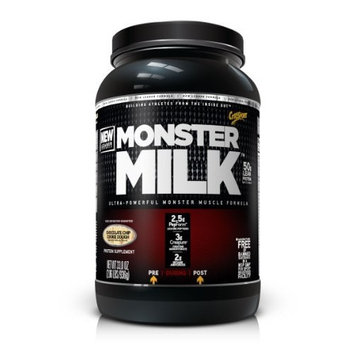 Cytosport Monster Milk, Chocolate Chip Cookie Dough, 2.06 Pounds