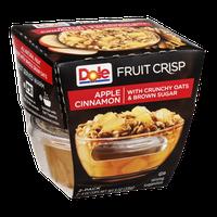Dole Fruit Crisp Apple Cinnamon - 2 CT
