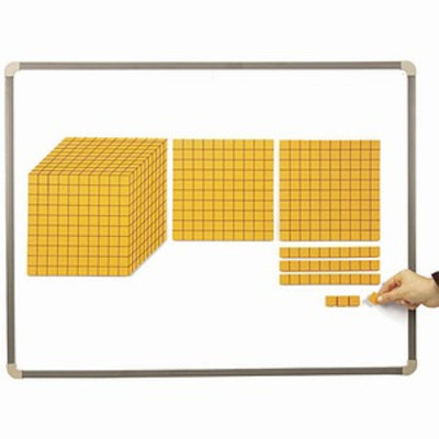 Educational Insights Foam Magnetic Base 10 Set