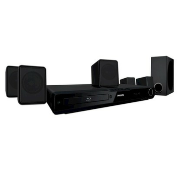 Philips Blu-ray Home Theatre System - Black (HTS3306/F7)