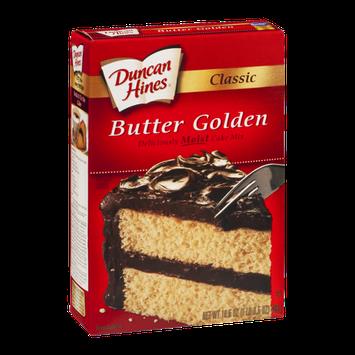 Duncan Hines Classic Cake Mix Butter Golden