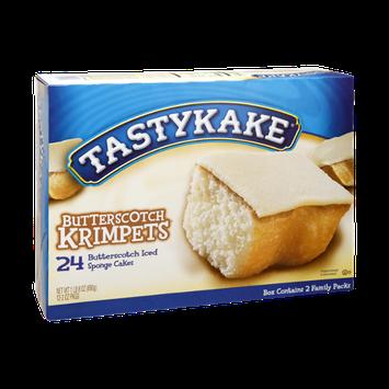 Tastykake® Butterscotch Krimpets