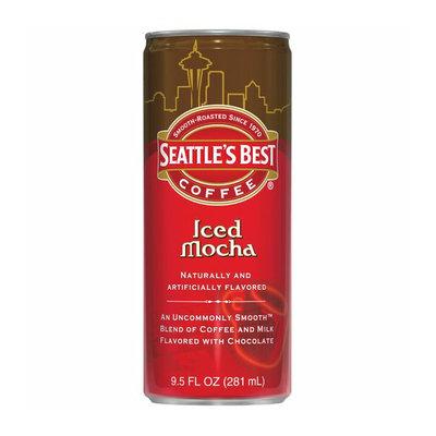 Seattle's Best Coffee Iced Mocha Latte Coffee Drink
