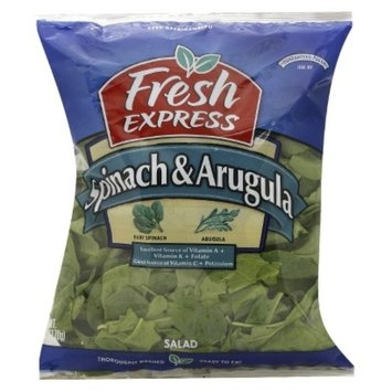 Fresh Express Spinach & Arugula Salad 6 oz