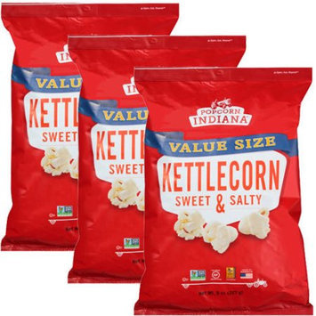 Dale & Thomas Popcorn, Indiana Sweet & Salty Kettlecorn, 8 oz