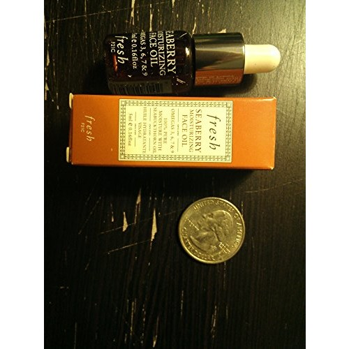 Fresh Seaberry Moisturizing Face Oil 0.16 Ounce