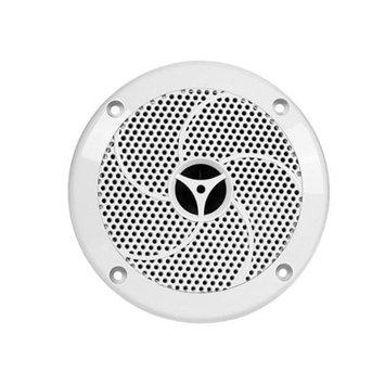 Monoprice UV Resistant 5-1/4 Inches 2-Way Marine Speaker (Pair)
