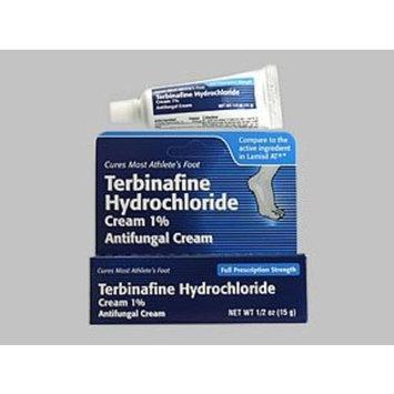 Lamisil Terbinafine Hydrochloride 1%, Cream, 0.5 oz